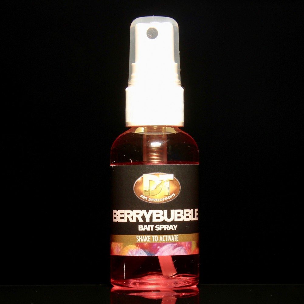 Berry Bubble Bait Spray