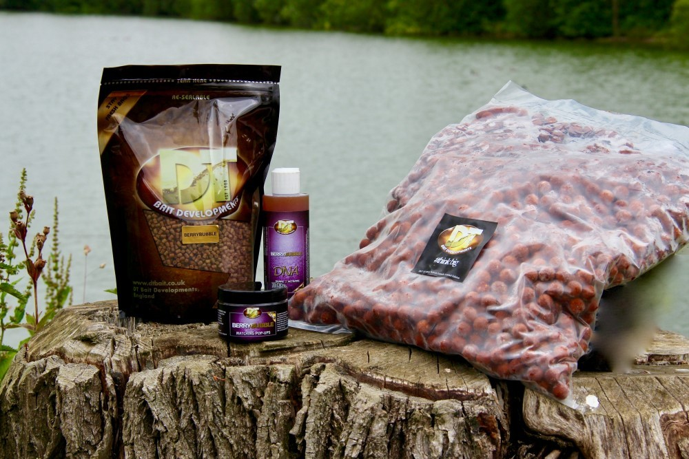Berry Bubble 5KG Overnighter Bundle