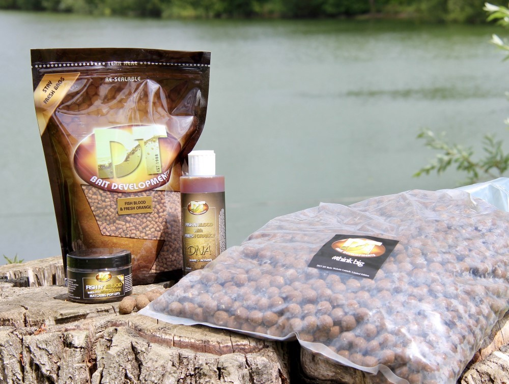 Fish Blood and Fresh Orange 5KG Overnighter Bundle