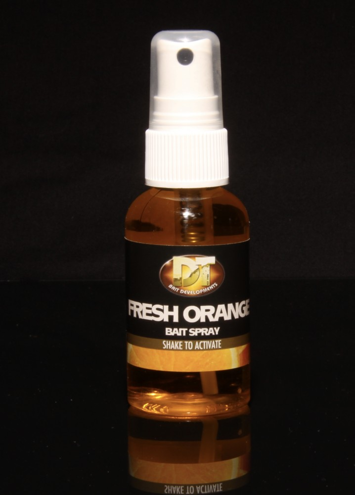 Fresh Orange Bait Spray