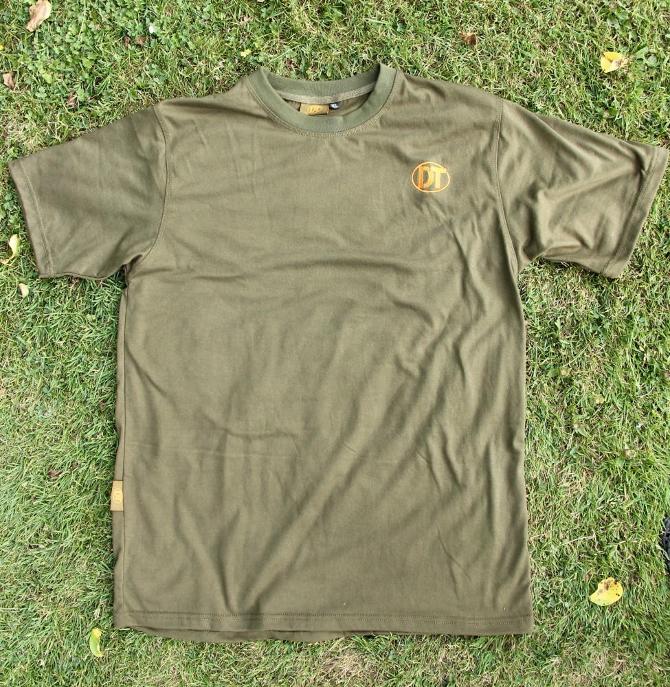 DT T-Shirt Green