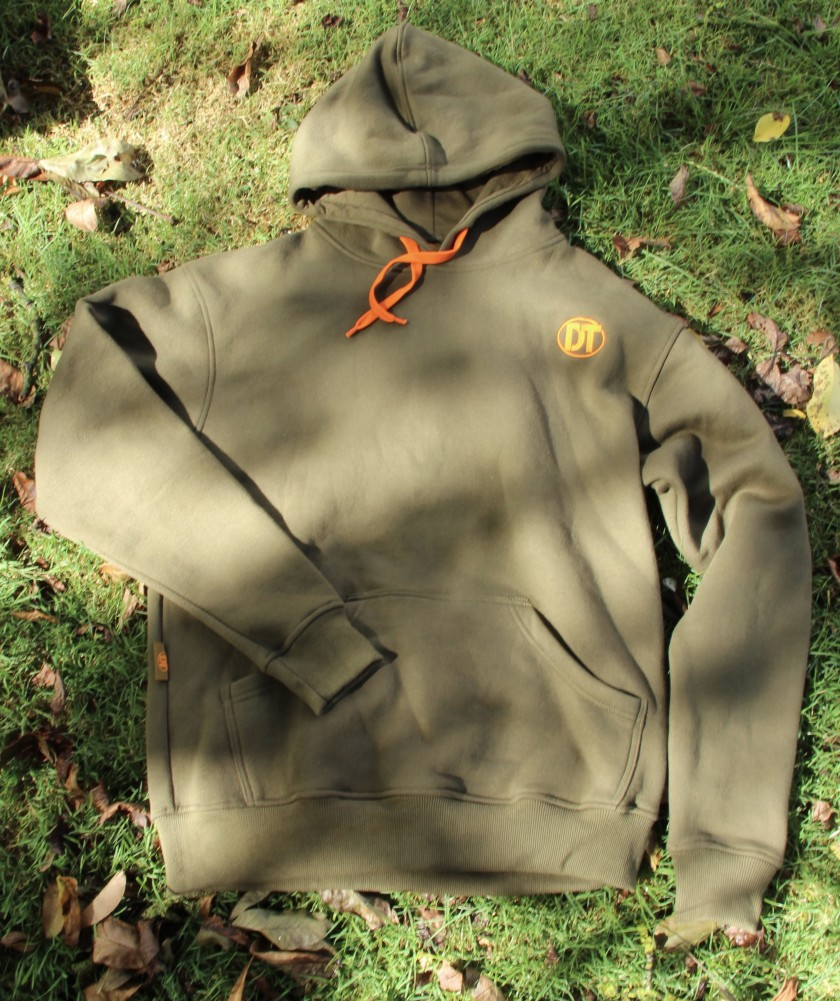 DT Hoody Green