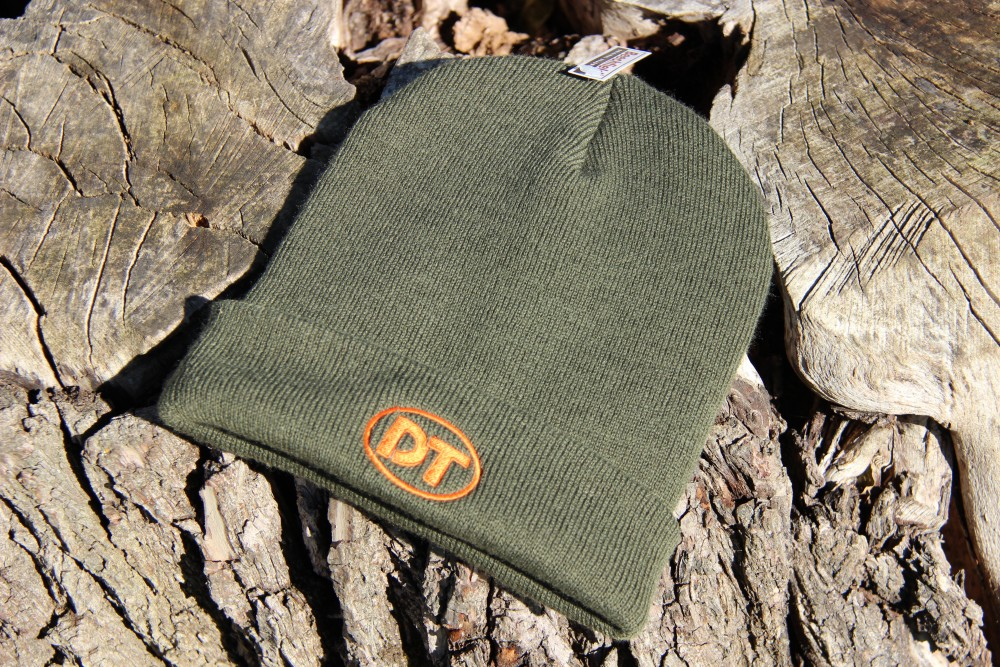 DT Beannie Hat Green