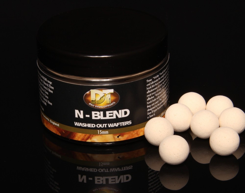 N-Blend White Wafters 15mm