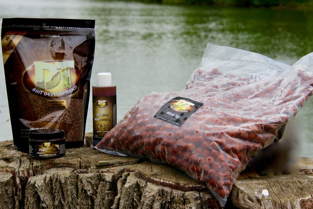 Pukka Fish Peach and Sour Cream 5KG Overnighter Bundle
