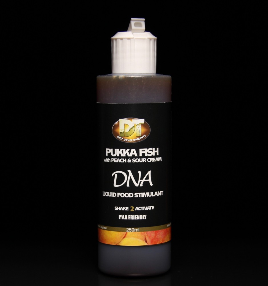 DNA Peach and Sour Cream 250ml