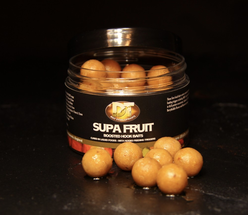 Supa Fruit Boosted Hook Baits