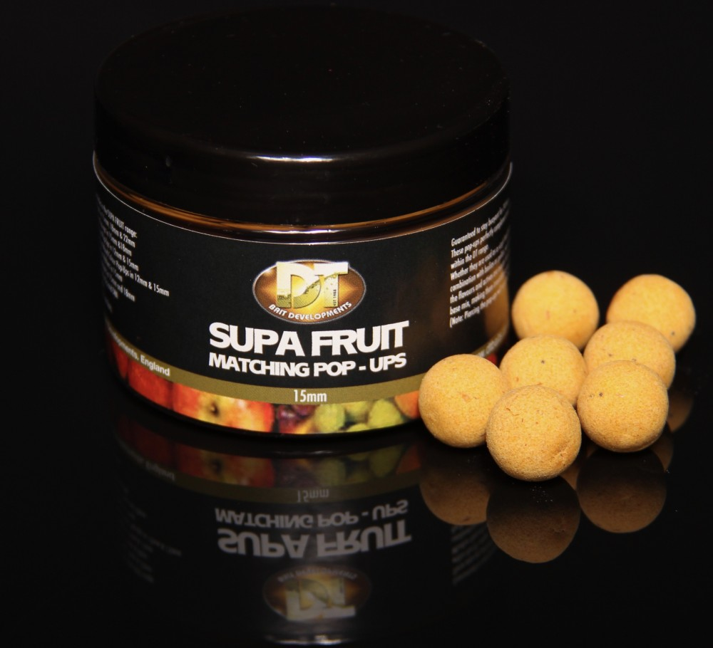 Supa Fruit Pop Ups 15mm