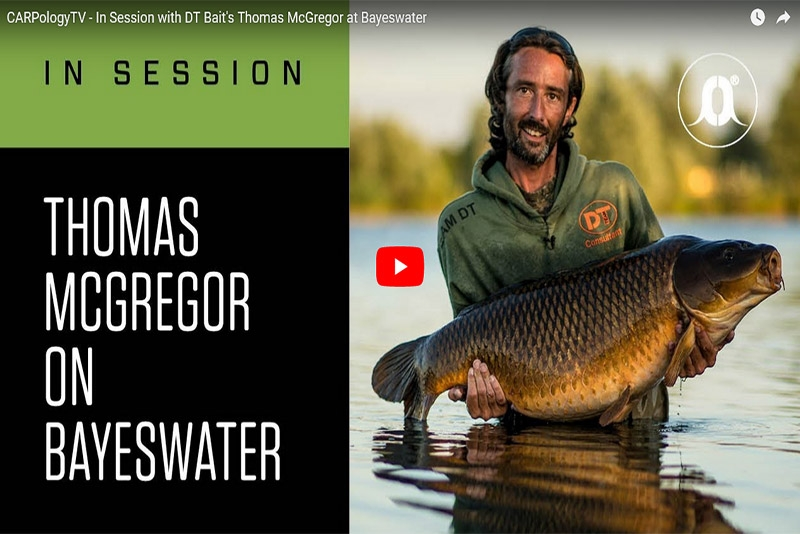 UNCUT Carpology video: Tom McGregor at Bayeswater.