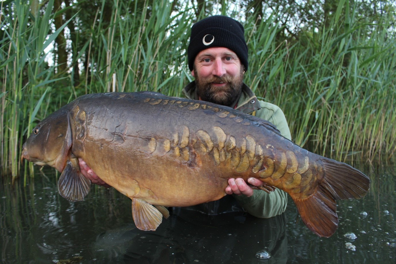 Cleverly Fisheries Top Lake Carp Sparky�s Sister